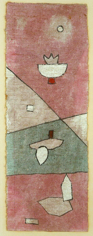Acuarela de Paul Klee