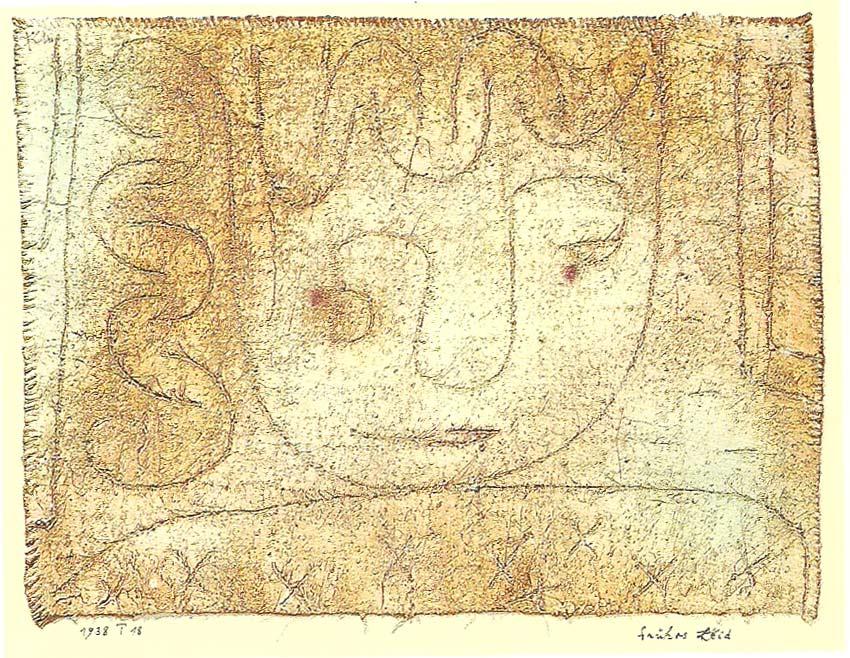Canción temprana de Paul Klee