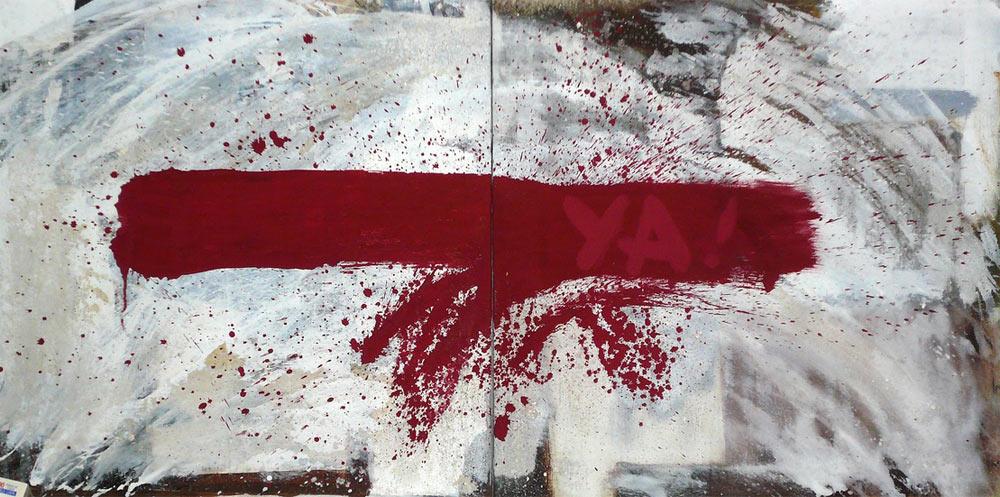 Ana Casal pintura