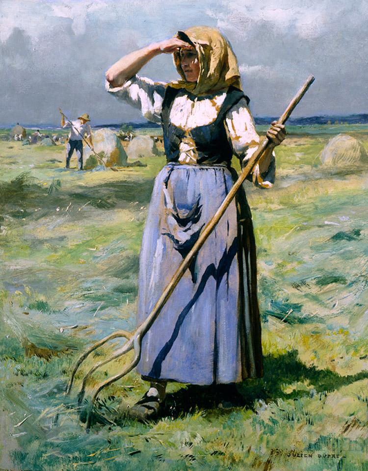 Ejemplo de iluminación en la pintura
