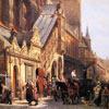 Pintura de Cornelis Springer