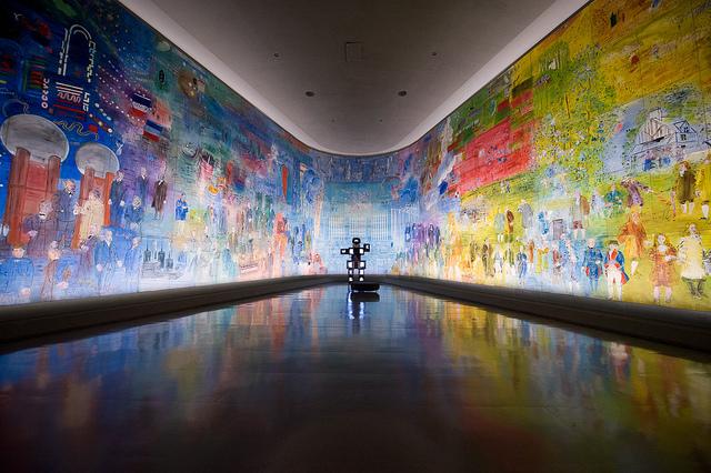 Exposición de Raoul Dufy