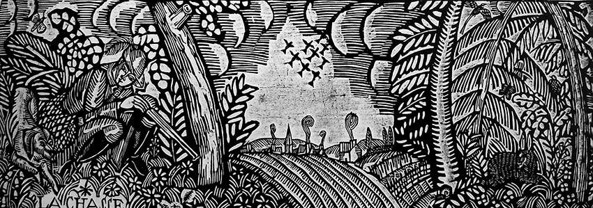 La Chaisse, de Raoul Dufy