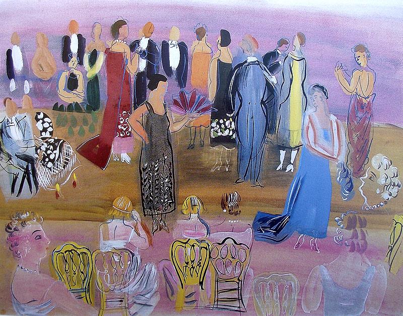 Pintura: Raoul Dufy (1877-1953)