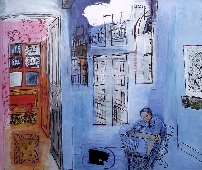 Taller de Raoul Dufy