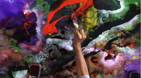 Talleres de pintura con Meera