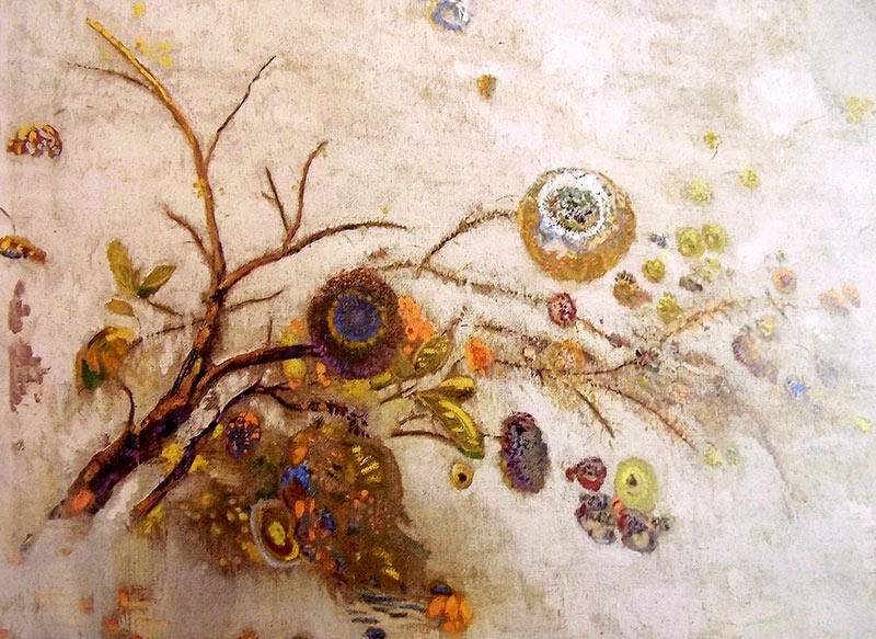 Flores Odilon Redon