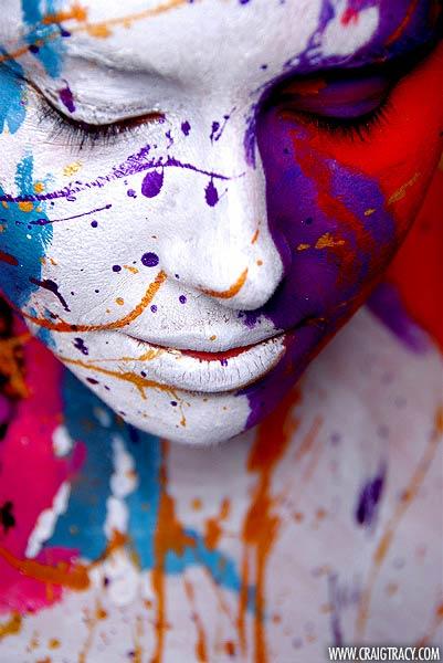 Artistas Contemporaneos De Body Painting Pintura Y Artistas