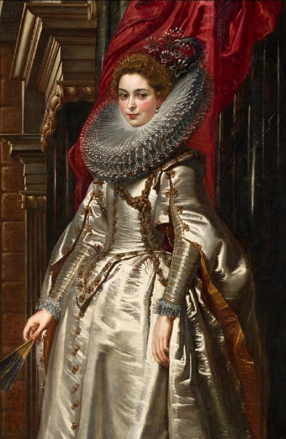 Condesa Brigida Spinola Doria de Rubens