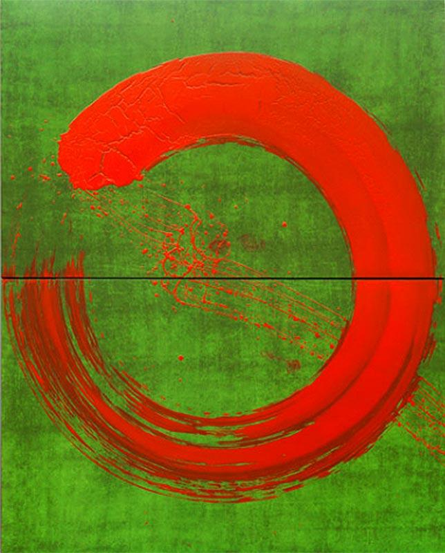Brushstroke by Fabienne Verdier