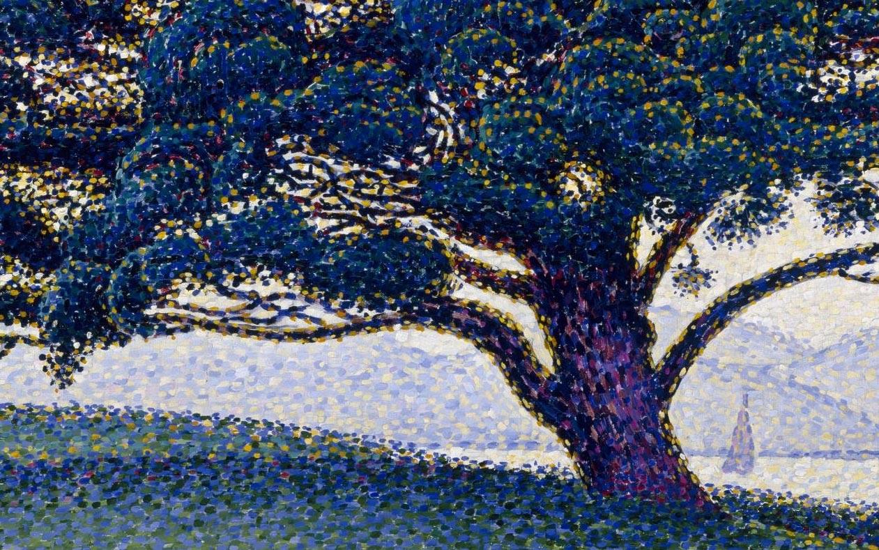 Pinceladas de Signac
