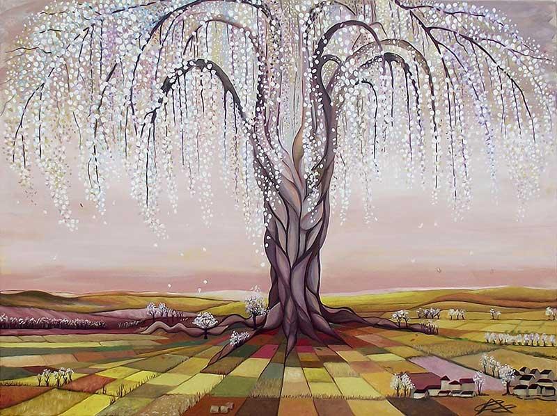 Las flores del Baobab