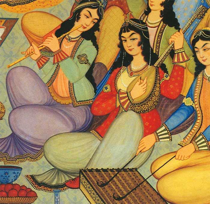 Música de Irán
