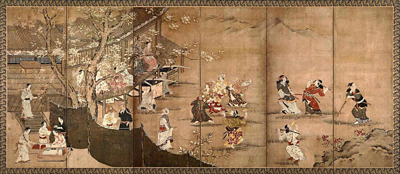 Kano Eitoku
