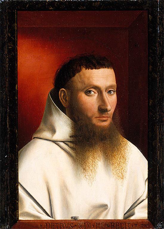 Óleo de Jan Van Eyck