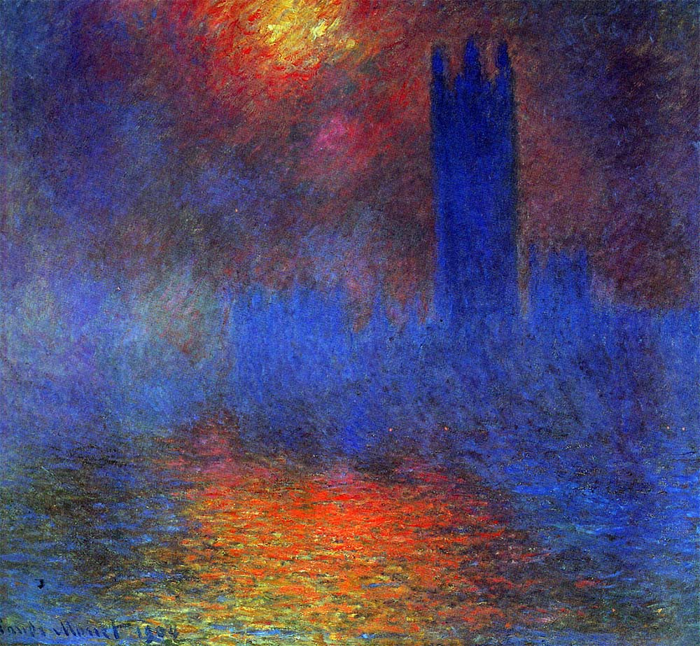 Pintura de Monet
