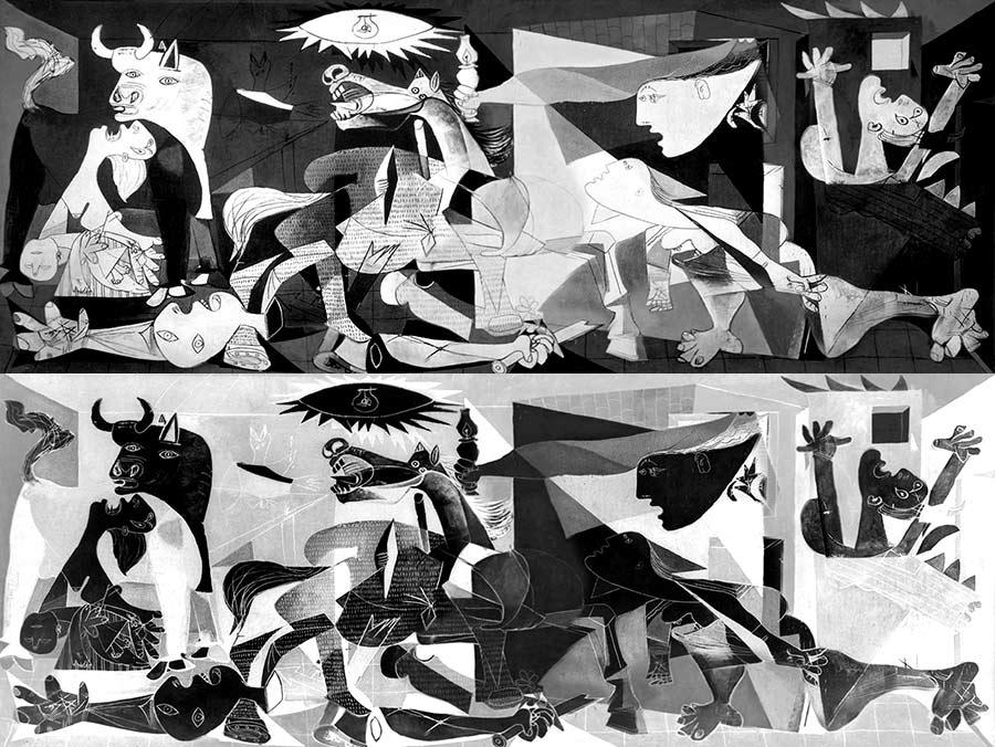 Picasso ´s Guernica