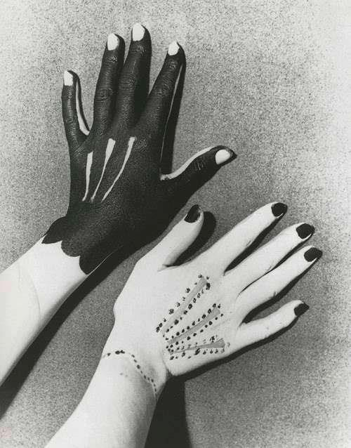 Manos de Man Ray
