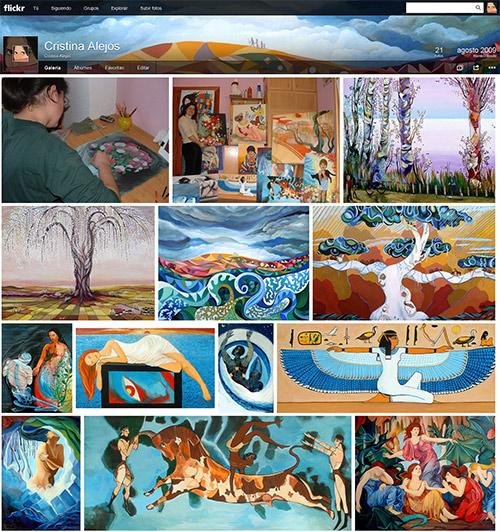 Flickr de Pintura y Artistas