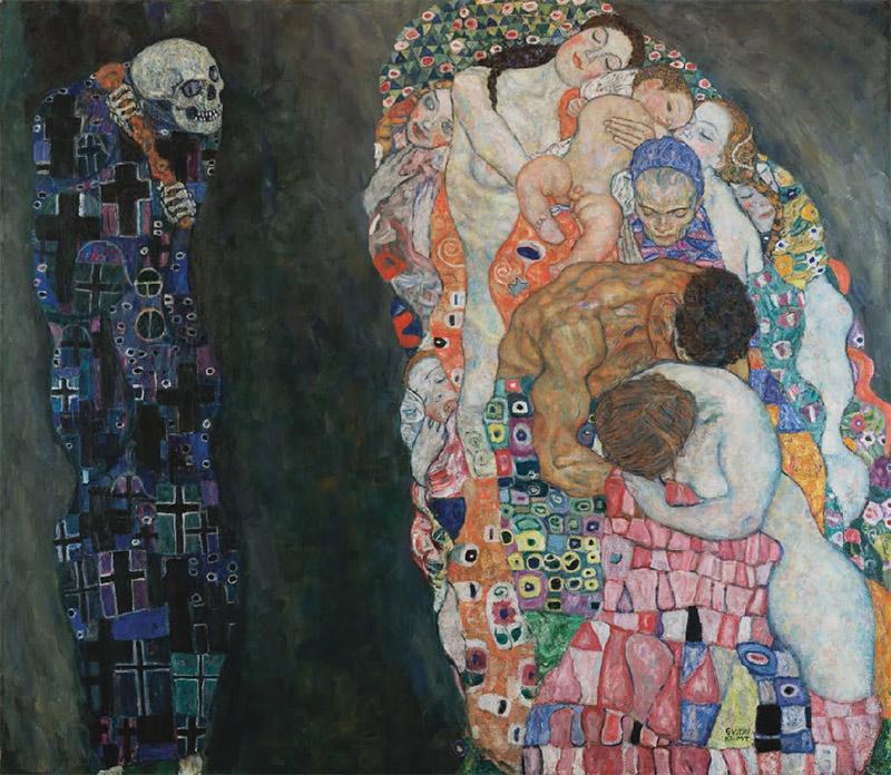 Muerte de Klimt