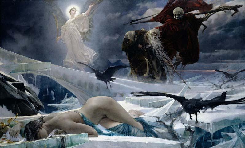 Muerte de Hiremy-Hirschl