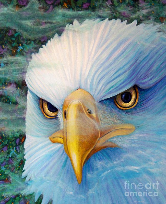 Águila de Brian Commenford.