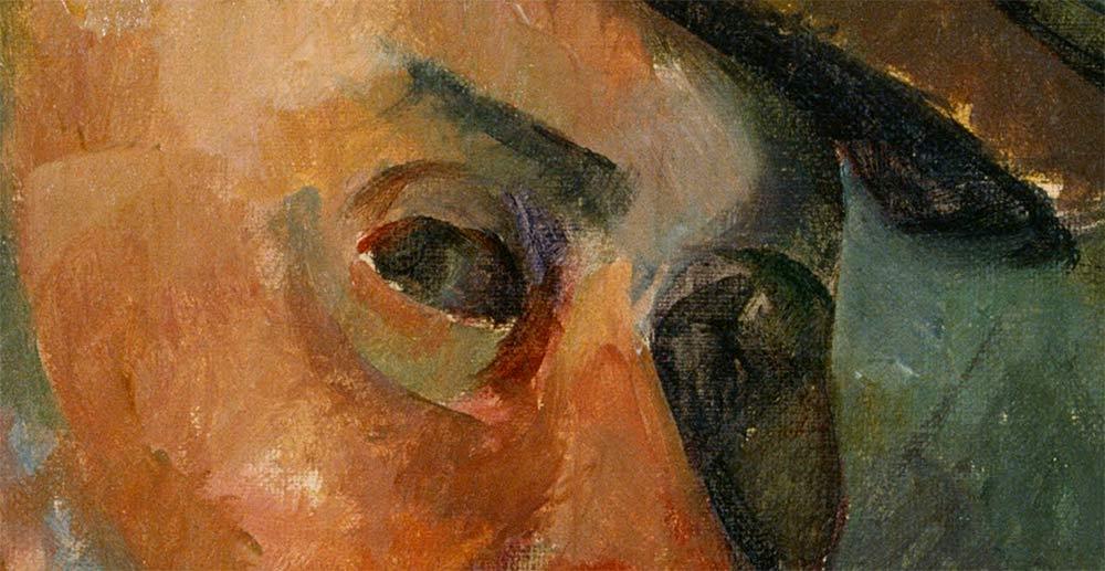 Pintar ojos Paul Cezanne