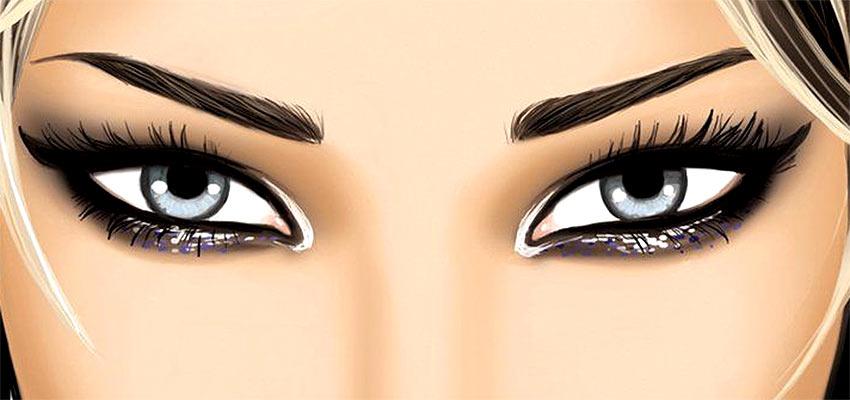 Eyes by Jason Brooks.