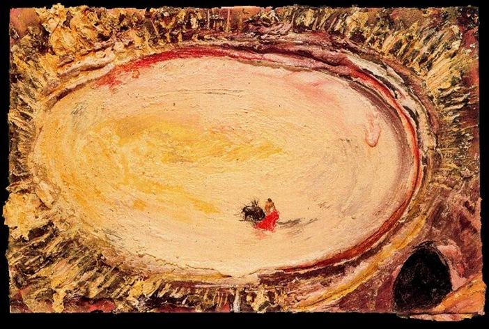 Pintor español Miquel Barceló