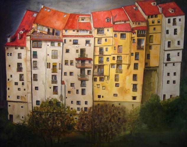 Las casas como protagonistas en la pintura y el dibujo - Pintar la casa ideas ...