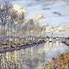 Pintar el río Sena