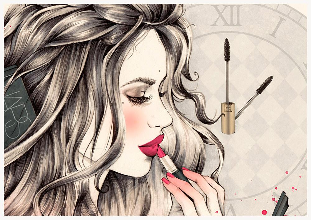 Pintura de Cristina Alonso