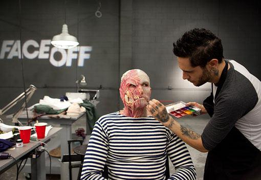 Imagen del Show Face Off