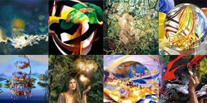 Pintores contemporáneos