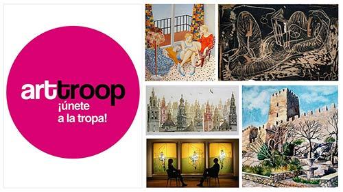 Comunidad Facebook: Arttroop