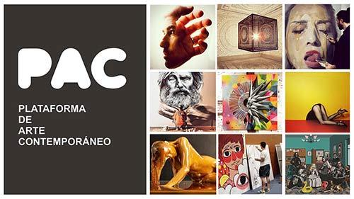 Comunidad Facebook: Plataforma de arte contemporáneo