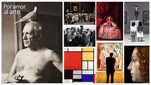 Comunidad Facebook: Por Amor al arte