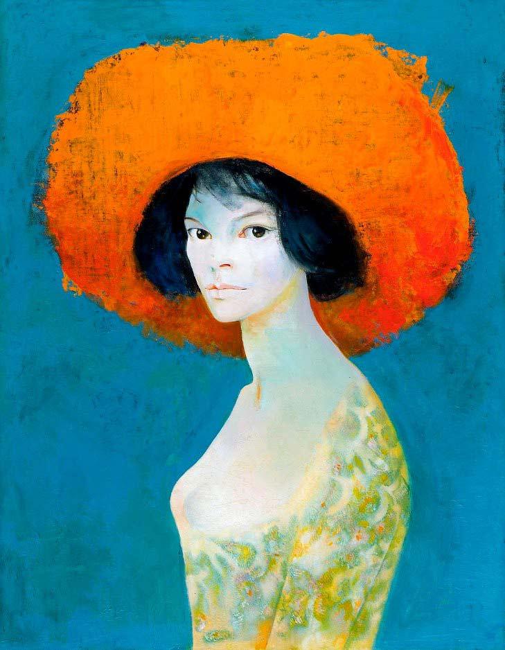Leonor Fini, autoretrato