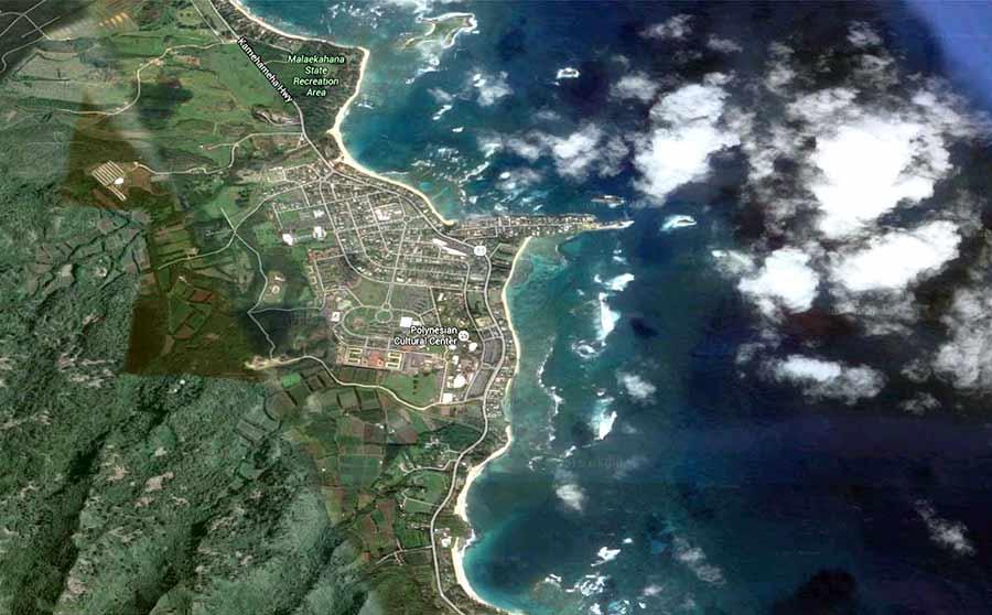 Isla de Honolulu en Hawai