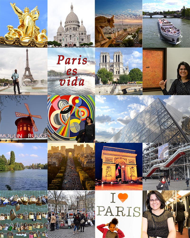 Paris es Vida