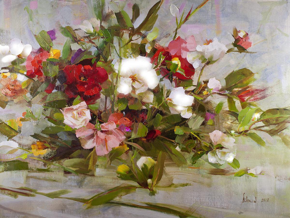 Flores de Richard Schmid
