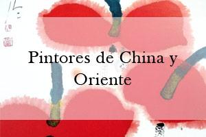Pintores de China y Oriente