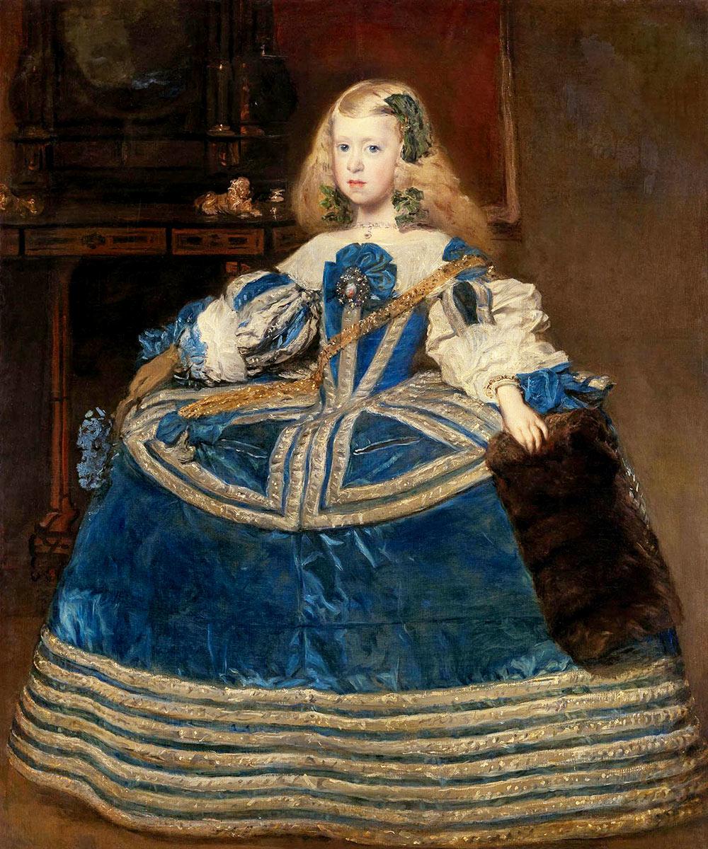 Pintura de Vicente Romero, pastel
