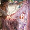Pinturas con la figura vestida donde las telas son protagonistas