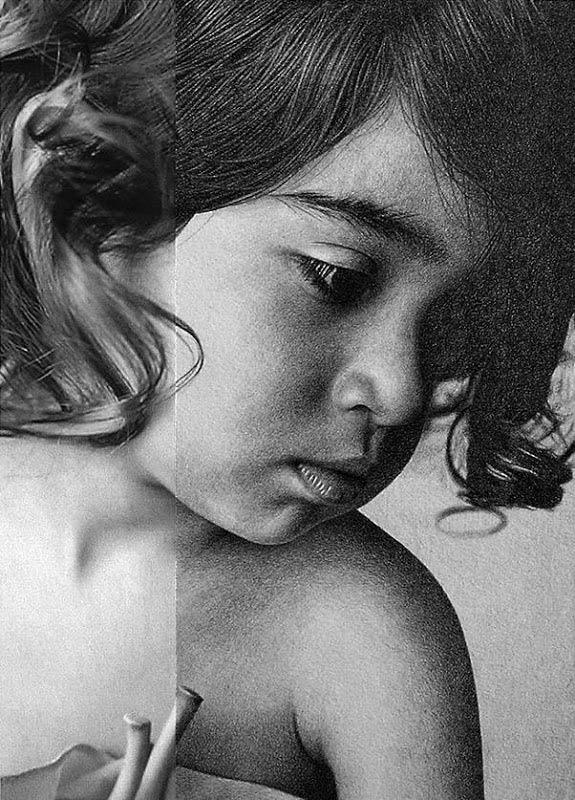 Retrato de una niña de Marcos Rey