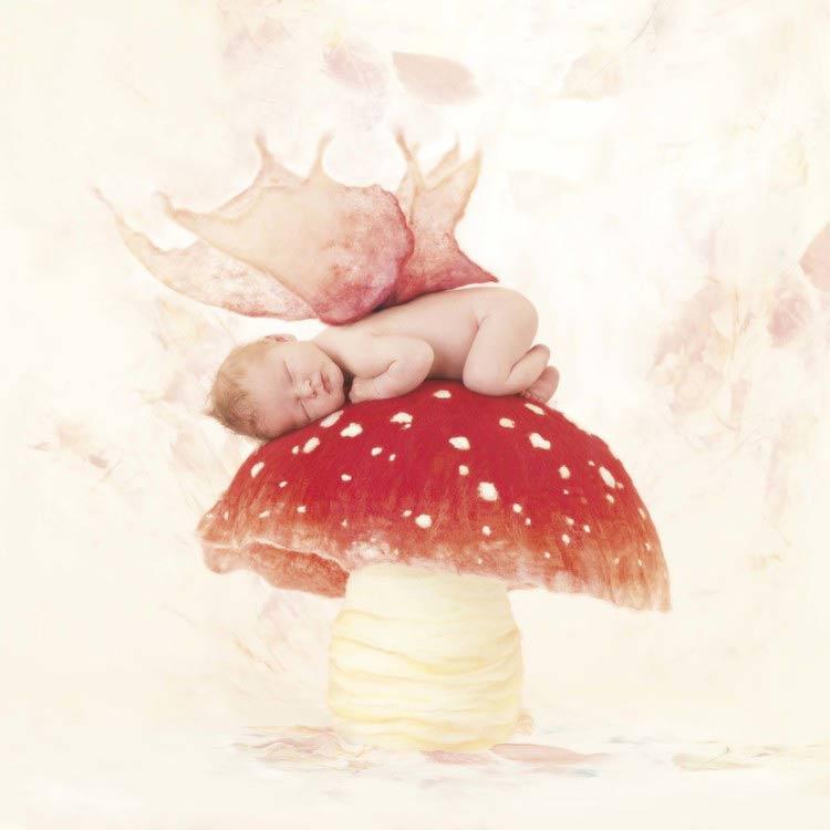 Ilustración de Anne Geddes