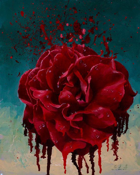 Rosa: historia en el cielo