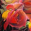 Pintar las rosas