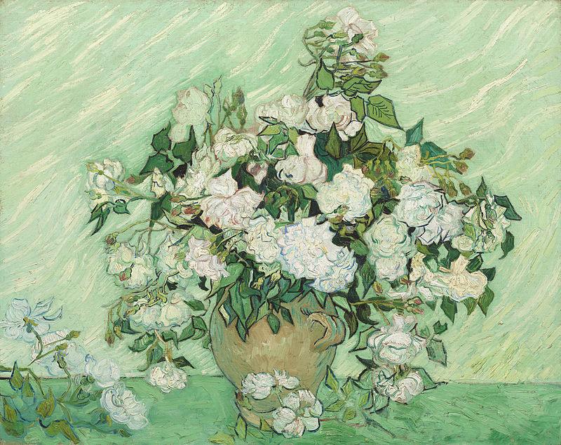 Rosas de Van Gogh,