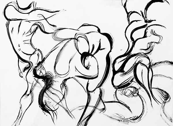 Drawing with rhythm